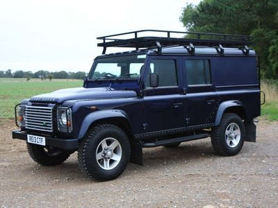 used Land Rover Defender 110 2.2 D DPF County Utility Station Wagon 5dr