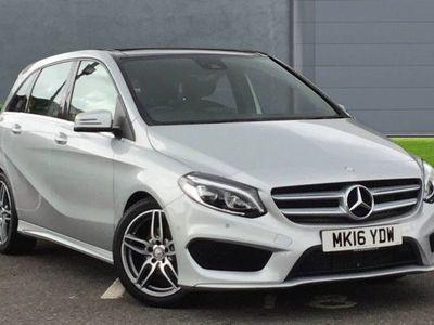 used Mercedes B180 B ClassCDI AMG Line Premium Plus 5dr 1.5