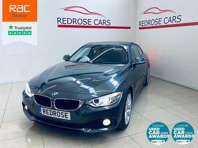 used BMW 420 4 Series 2.0 D SE 2d 188 BHP Auto 2-Door