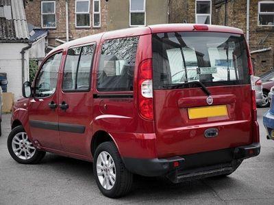 used Fiat Doblò 1.4 8v Dynamic Estate 5d 1368cc