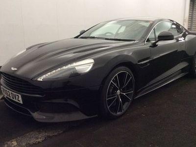 used Aston Martin Vanquish 5.9 V12 2+2 2d 565 BHP Auto