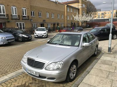 used Mercedes S350 S Class 3.74dr