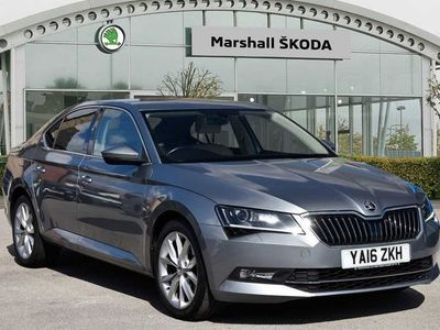 used Skoda Superb 2.0 TDI CR 190 SE L Executive 5dr diesel hatchback