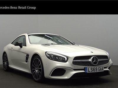 used Mercedes SL400 SL-ClassGrand Edition Premium 2Dr 9G-Tronic