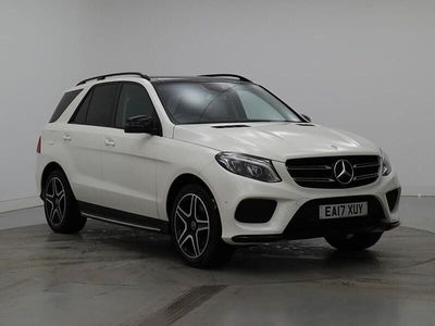 used Mercedes GLE350 Gle Estated 4Matic AMG Line Premium 5dr 9G-Tronic 3.0