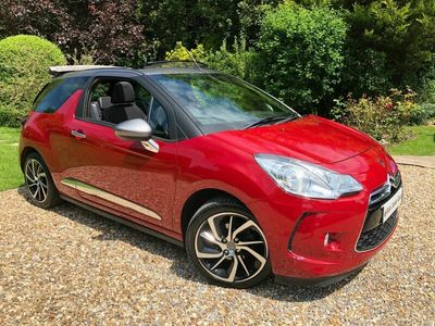 used DS Automobiles DS3 Cabriolet CABRIO 1.2 PureTech DStyle Nav (s/s) 2dr