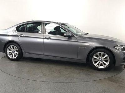 used BMW 518 5 Series 2.0 D SE 4d 141 BHP 4-Door