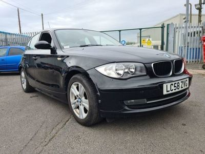 used BMW 118 1 SERIES 2.0 D SE 5d 141 BHP AIR CONDITIONING