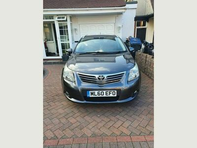 used Toyota Avensis 2.2 D-CAT T4 5dr
