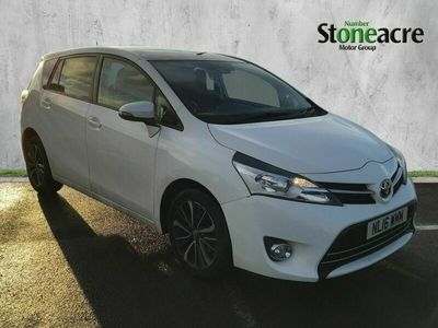 used Toyota Verso 1.6 D-4D Design 5dr