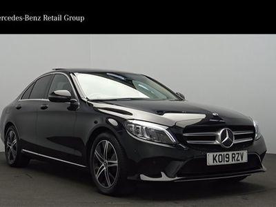 used Mercedes C200 C ClassSport Premium Plus 4dr 9G-Tronic Saloon 2019