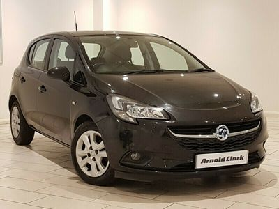 used Vauxhall Corsa 1.3CDTi Design (s/s) (95ps) 5d