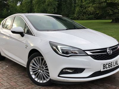 used Vauxhall Astra 1.6 CDTi ecoFLEX Elite Nav (s/s) 5dr diesel hatchback