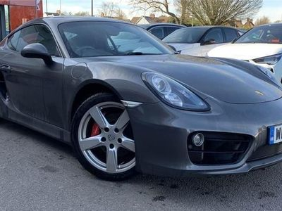 used Porsche Cayman 3.4 S 2Dr