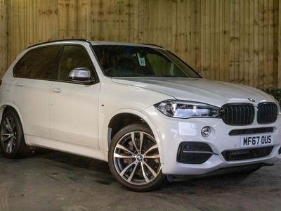used BMW X5 Xdrive M50D 5Dr Auto [7 Seat]