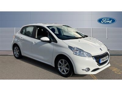 used Peugeot 208 1.4 HDi Active 5dr