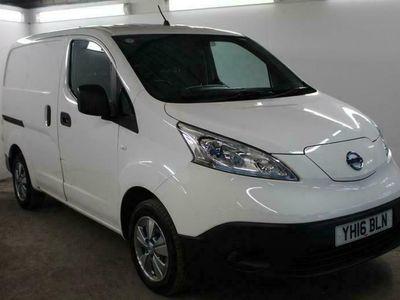 used Nissan e-NV200 Tekna Rapid Plus Van Auto