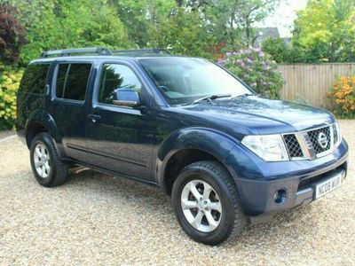 used Nissan Pathfinder 2.5 SPORT DCI 5d 169 BHP ** MARCH 2022 MOT READY TO GO **