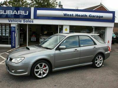 used Subaru Impreza 2.5 WRX SL Sports Wagon Hatchback 5d