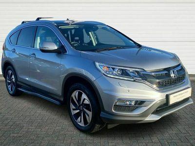 used Honda CR-V 1.6i-DTEC EX (DASP) (s/s)