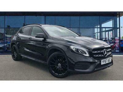 used Mercedes GLA200 GlaAMG Line Premium Plus 5dr Auto