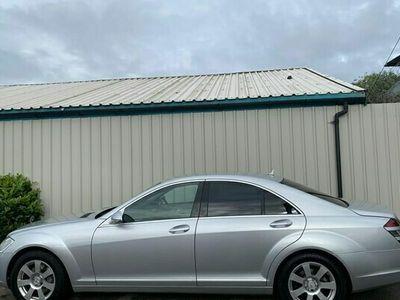 used Mercedes S320 S ClassCDi Auto