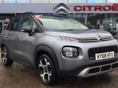 used Citroën C3 Aircross 2019 Leicester 1.2 PureTech 110 Flair 5dr Petrol Hatchback