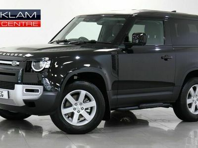 used Land Rover Defender 2021 2190 3.0 D250 S 3dr