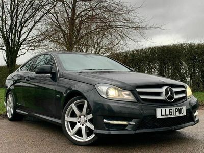 used Mercedes C250 C Class 2.1CDI BlueEFFICIENCY AMG Sport Edition 125 7G-Tronic 2dr