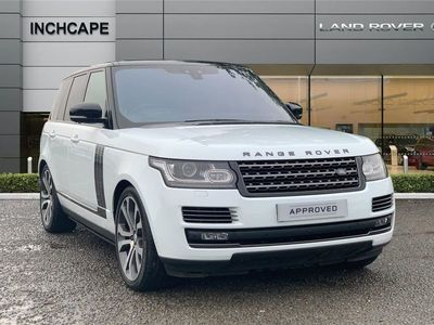 used Land Rover Range Rover 5.0 V8 S/C Svautobiography Dynamic 4Dr Auto