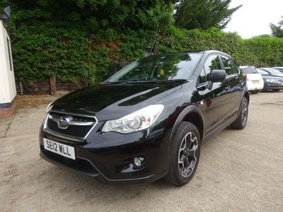 used Subaru XV 1.6i S Lineartronic 4WD (s/s) 5dr