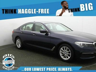 used BMW 520 5 Series D SE AUTO for sale   Big Motoring World