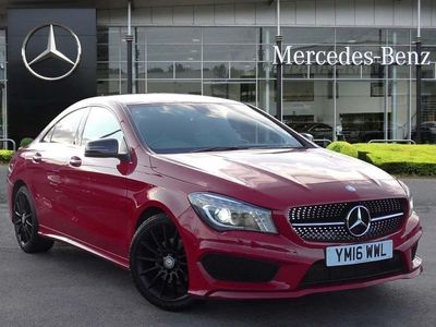used Mercedes CLA180 CLAAmg Sport 4Dr