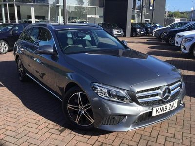 used Mercedes C200 C Class EstateSport Premium 5dr 9G-Tronic 1.5