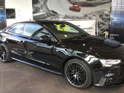 used Audi A5 2.0 TDI 190 Black Edition Plus 2dr Multitronic