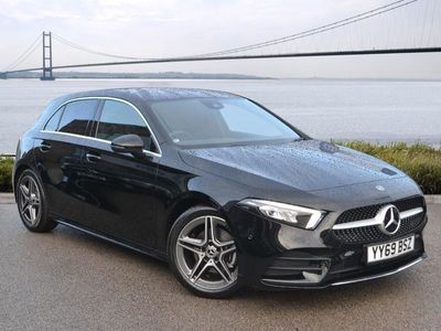 used Mercedes A180 A Class DieselAMG Line Executive 5dr Auto Hatchback 2019
