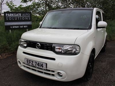 used Nissan Cube 1.6 5dr