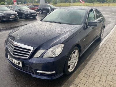 used Mercedes E250 E Class 2.1CDI BlueEFFICIENCY Sport Edition 125 G-Tronic (s/s) 4dr