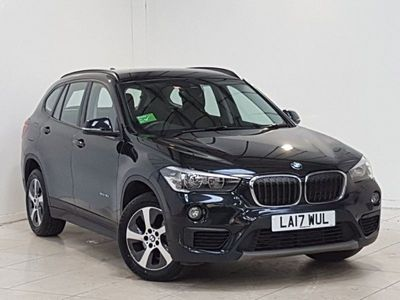 used BMW X1 Sdrive 18D Se 5Dr Step Auto