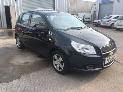 used Chevrolet Aveo 1.2 S 5dr