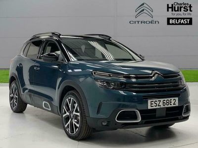used Citroën C5 Aircross HATCHBACK 1.6 Plug-in Hybrid 225 Flair Plus 5dr e-EAT8