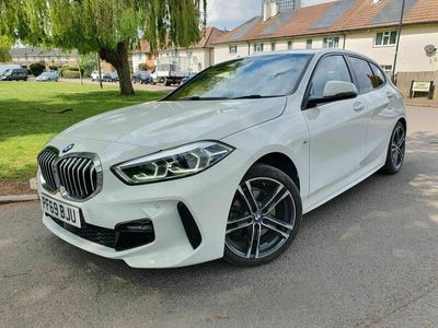 used BMW 118  1 Series 1.5 i M Sport DCT (s/s) 5dr