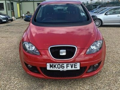 used Seat Altea 1.6 REFERENCE 5d 101 BHP MPV 2006