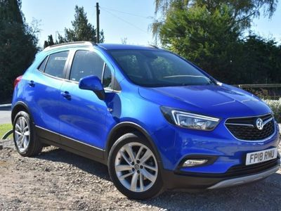 used Vauxhall Mokka X 1.4 ACTIVE 5dr