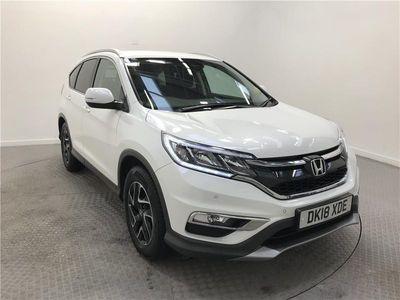 used Honda CR-V 2018 Beeston 2.0 i-VTEC SE Plus 5dr 2WD [Nav]