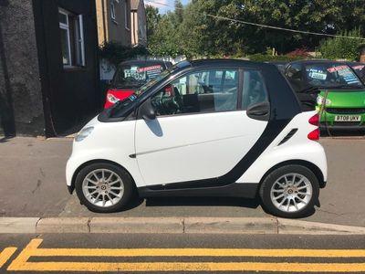 used Smart ForTwo Cabrio Passion 2d Auto