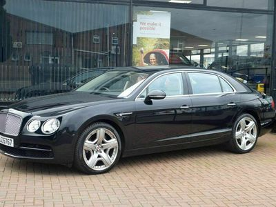 used Bentley Flying Spur 4.0 V8 Auto 4WD 4dr
