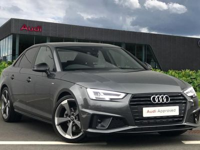 used Audi A4 35 Tfsi Black Edition 4Dr S Tronic