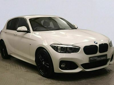 used BMW 118 1 SERIES i [1.5] M Sport Shadow Ed 5dr Step Auto