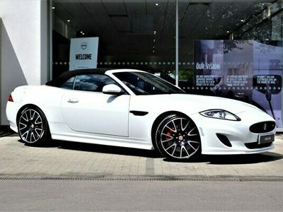 used Jaguar XK 5.0 Supercharged V8 Dynamic R 2dr Auto